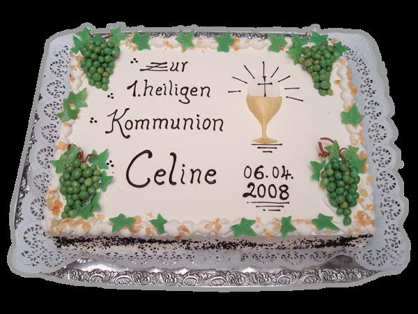 kommunion torte