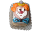 Petit-Fours Clown-Gesicht 1